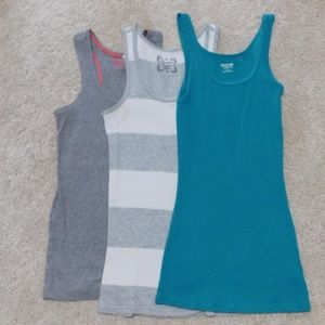 Cotton Tank Top 3-pack